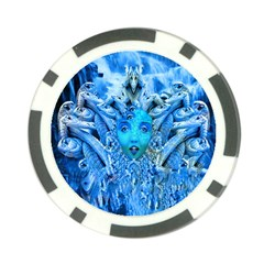 Medusa Metamorphosis Poker Chip Card Guards (10 Pack)  by icarusismartdesigns