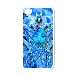 Medusa Metamorphosis Apple Iphone 4 Case (white) by icarusismartdesigns