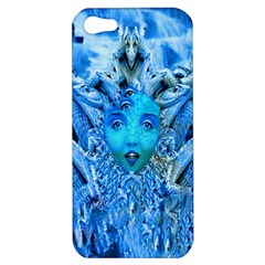 Medusa Metamorphosis Apple Iphone 5 Hardshell Case by icarusismartdesigns