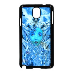 Medusa Metamorphosis Samsung Galaxy Note 3 Neo Hardshell Case (black) by icarusismartdesigns