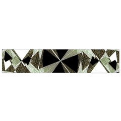 Modern Camo Print  Flano Scarf (small) by dflcprintsclothing