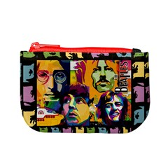Beatles Coin Change Purse by DryInk