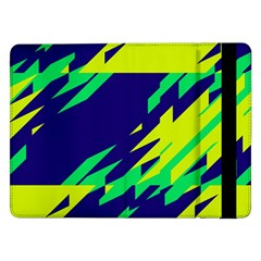 3 Colors Shapes    			samsung Galaxy Tab Pro 12 2  Flip Case by LalyLauraFLM