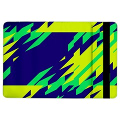 3 Colors Shapes    			apple Ipad Air 2 Flip Case by LalyLauraFLM