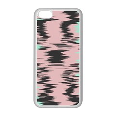 Wave Form 			apple Iphone 5c Seamless Case (white) by LalyLauraFLM
