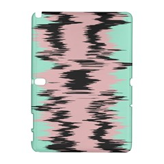 Wave Form 			samsung Galaxy Note 10 1 (p600) Hardshell Case by LalyLauraFLM