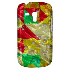 Colorful 3d Texture   			samsung Galaxy S3 Mini I8190 Hardshell Case by LalyLauraFLM