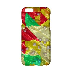 Colorful 3d Texture   			apple Iphone 6/6s Hardshell Case by LalyLauraFLM
