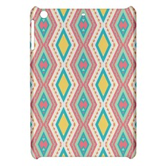 Rhombus Chains       			apple Ipad Mini Hardshell Case by LalyLauraFLM