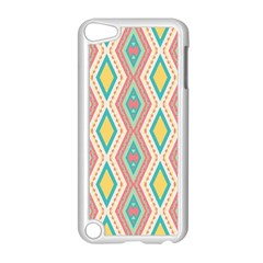 Rhombus Chains       			apple Ipod Touch 5 Case (white) by LalyLauraFLM