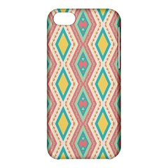 Rhombus Chains       			apple Iphone 5c Hardshell Case by LalyLauraFLM