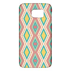 Rhombus Chains       			samsung Galaxy S6 Hardshell Case by LalyLauraFLM