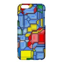 3d Shapes 			apple Iphone 6 Plus/6s Plus Hardshell Case by LalyLauraFLM