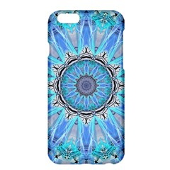 Sapphire Ice Flame, Light Bright Crystal Wheel Apple Iphone 6 Plus/6s Plus Hardshell Case by DianeClancy