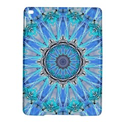 Sapphire Ice Flame, Light Bright Crystal Wheel Ipad Air 2 Hardshell Cases by DianeClancy