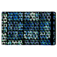 Looking Out At Night, Abstract Venture Adventure (venture Night Ii) Apple Ipad 3/4 Flip Case by DianeClancy