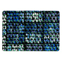 Looking Out At Night, Abstract Venture Adventure (venture Night Ii) Samsung Galaxy Tab 10 1  P7500 Flip Case by DianeClancy