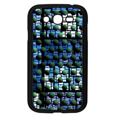 Looking Out At Night, Abstract Venture Adventure (venture Night Ii) Samsung Galaxy Grand Duos I9082 Case (black) by DianeClancy