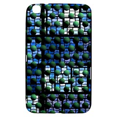 Looking Out At Night, Abstract Venture Adventure (venture Night Ii) Samsung Galaxy Tab 3 (8 ) T3100 Hardshell Case  by DianeClancy