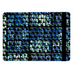 Looking Out At Night, Abstract Venture Adventure (venture Night Ii) Samsung Galaxy Tab Pro 12 2  Flip Case by DianeClancy