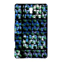 Looking Out At Night, Abstract Venture Adventure (venture Night Ii) Samsung Galaxy Tab S (8 4 ) Hardshell Case  by DianeClancy