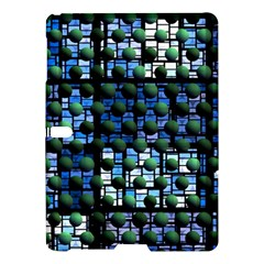 Looking Out At Night, Abstract Venture Adventure (venture Night Ii) Samsung Galaxy Tab S (10 5 ) Hardshell Case  by DianeClancy