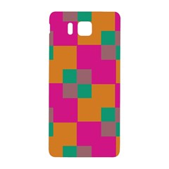 Squares    			samsung Galaxy Alpha Hardshell Back Case