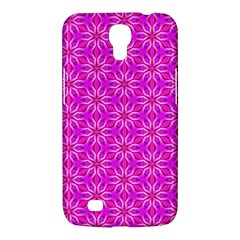 Pink Snowflakes Spinning In Winter Samsung Galaxy Mega 6 3  I9200 Hardshell Case by DianeClancy