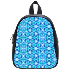 Aqua Hawaiian Stars Under A Night Sky Dance School Bags (small)  by DianeClancy