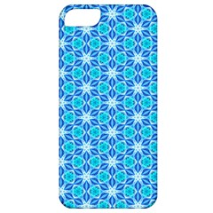 Aqua Hawaiian Stars Under A Night Sky Dance Apple Iphone 5 Classic Hardshell Case by DianeClancy