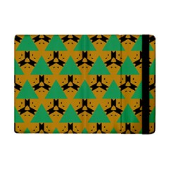 Triangles And Other Shapes Pattern        			apple Ipad Mini 2 Flip Case by LalyLauraFLM