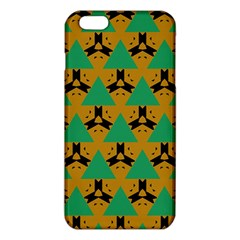 Triangles And Other Shapes Pattern        			iphone 6 Plus/6s Plus Tpu Case by LalyLauraFLM
