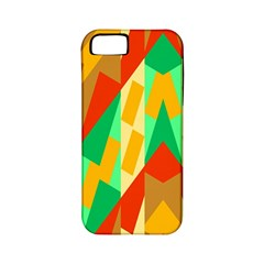 Angles         			apple Iphone 5 Classic Hardshell Case (pc+silicone) by LalyLauraFLM