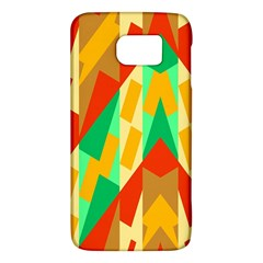 Angles         			samsung Galaxy S6 Hardshell Case by LalyLauraFLM