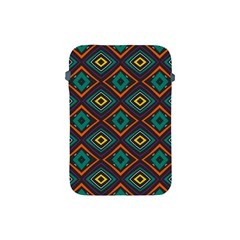 Rhombus Pattern          			apple Ipad Mini Protective Soft Case by LalyLauraFLM