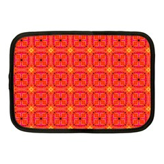 Peach Apricot Cinnamon Nutmeg Kitchen Modern Abstract Netbook Case (medium)  by DianeClancy