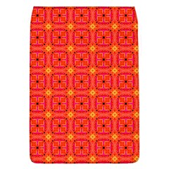 Peach Apricot Cinnamon Nutmeg Kitchen Modern Abstract Flap Covers (l)  by DianeClancy