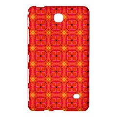 Peach Apricot Cinnamon Nutmeg Kitchen Modern Abstract Samsung Galaxy Tab 4 (8 ) Hardshell Case  by DianeClancy