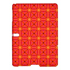 Peach Apricot Cinnamon Nutmeg Kitchen Modern Abstract Samsung Galaxy Tab S (10 5 ) Hardshell Case  by DianeClancy