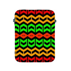 Rhombus And Other Shapes Pattern             			apple Ipad 2/3/4 Protective Soft Case by LalyLauraFLM