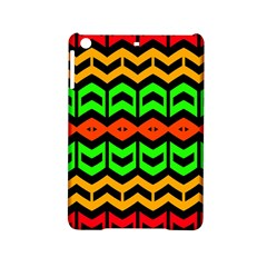 Rhombus And Other Shapes Pattern             			apple Ipad Mini 2 Hardshell Case by LalyLauraFLM