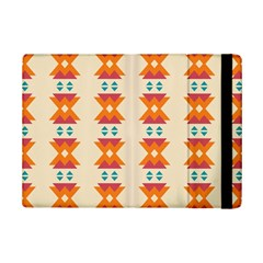 Triangles Tribal Pattern              			apple Ipad Mini 2 Flip Case