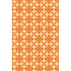 Peach Pineapple Abstract Circles Arches 5 5  X 8 5  Notebooks by DianeClancy
