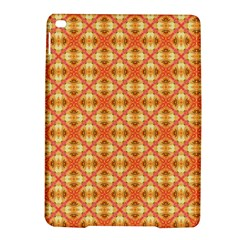Peach Pineapple Abstract Circles Arches Ipad Air 2 Hardshell Cases by DianeClancy