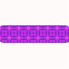 Abstract Dancing Diamonds Purple Violet Large Bar Mats by DianeClancy