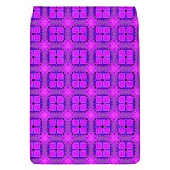 Abstract Dancing Diamonds Purple Violet Flap Covers (s)  by DianeClancy