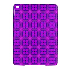 Abstract Dancing Diamonds Purple Violet Ipad Air 2 Hardshell Cases by DianeClancy