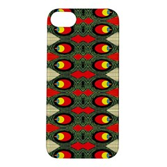 Black Star Apple Iphone 5s/ Se Hardshell Case by MRTACPANS