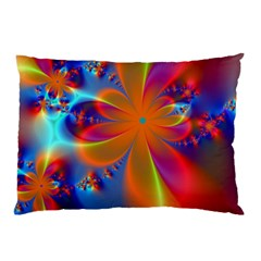 Bright Pillow Case (two Sides) by Delasel