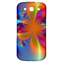 Bright Samsung Galaxy S3 S Iii Classic Hardshell Back Case by Delasel